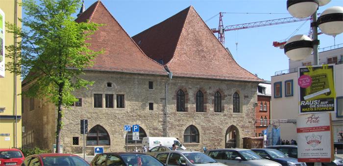 Rathaus Jena