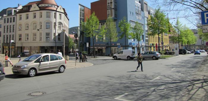 Innenstadt Jena